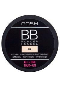 Gosh Copenhagen - BB POWDER - BB cream - 02 sand - 1