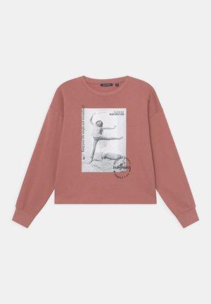 GIRLS  - Sweatshirt - mauve