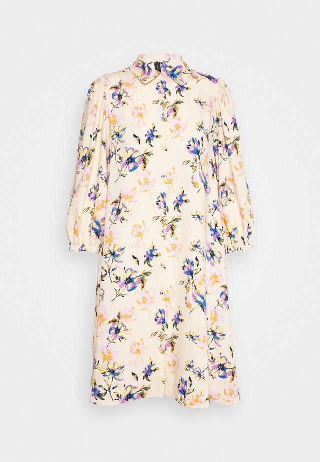 YASSOPHIA SHIRT DRESS - Blousejurk - light yellow