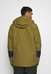 Quiksilver - STEEZE - Snowboard jacket - military olive - 2