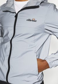Ellesse - CESANET JACKET - Giacca sportiva - silver - 4