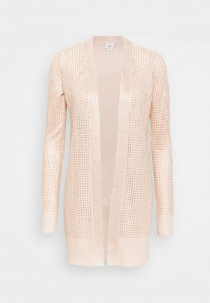 Cardigan - rose gold