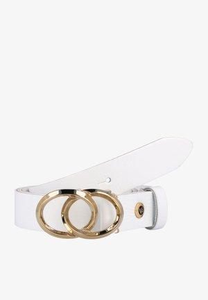 Belt - offwhite