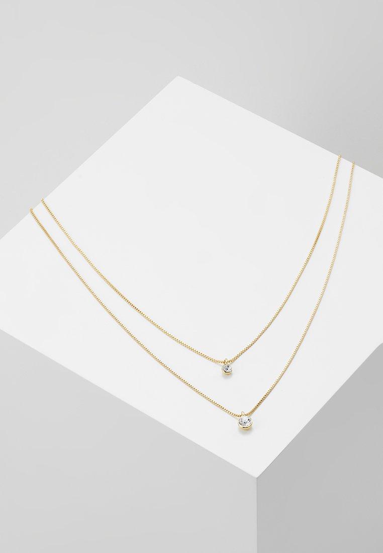 Pilgrim - NECKLACE LUCIA - Halsband - gold-coloured
