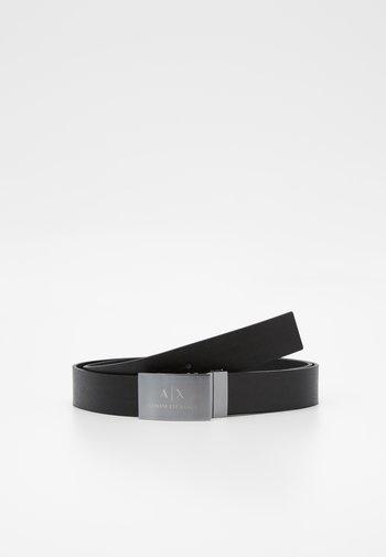 BELT SET - Belt - nero