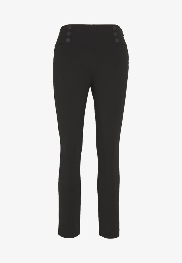 LONDON STYLE FASHION PANTS - Legging - black