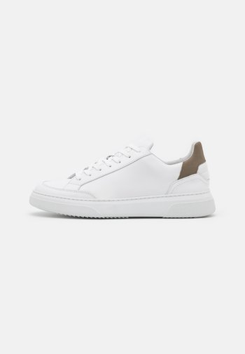 OFF COURT - Sneakers basse - white/taupe