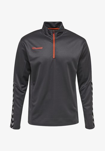 HMLAUTHENTIC - Sweatshirt - asphalt