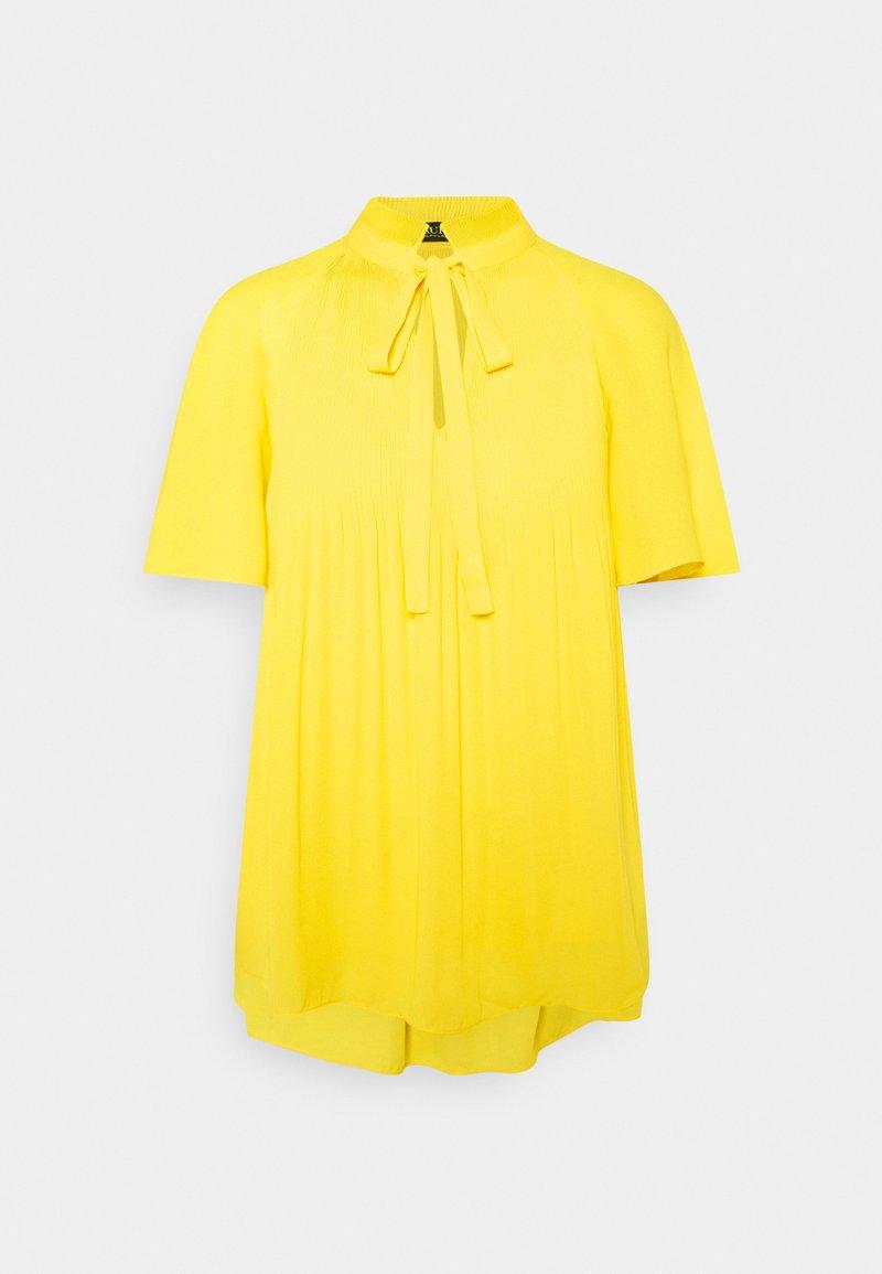Lauren Ralph Lauren - ADAR  - Blouse - lemon rind