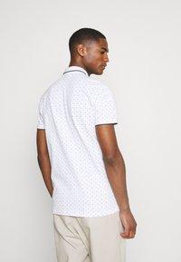 TOM TAILOR DENIM - Polo shirt - white - 2