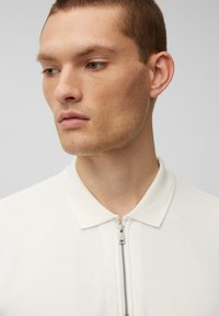 Marc O'Polo DENIM - Polo shirt - scandinavian white - 4