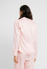 Hunkemöller - JACKET PAISLEY - Nattøj trøjer - cloud pink - 2