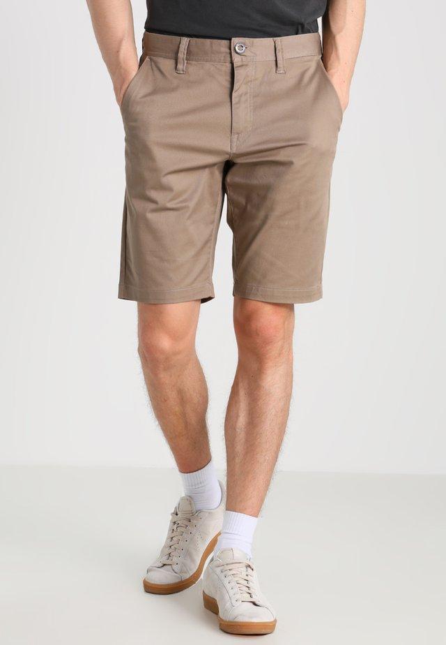FRCKN MDN STRCH SHT - Shorts - khaki