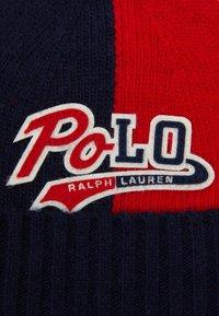 Polo Ralph Lauren - APPAREL ACCESSORIES UNISEX - Beanie - navy - 2