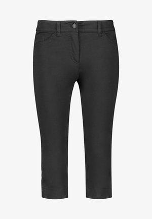 BEST - Jeans Shorts - black