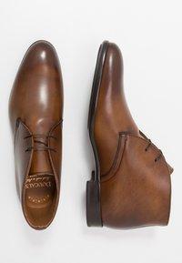 Doucal's - PISA - Stringate eleganti - brown - 1