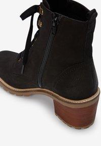 Next - SIGNATURE  - Lace-up ankle boots - black - 2