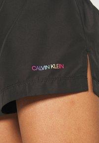 Calvin Klein Swimwear - PRIDE SHORT - Bikini pezzo sotto - black - 7