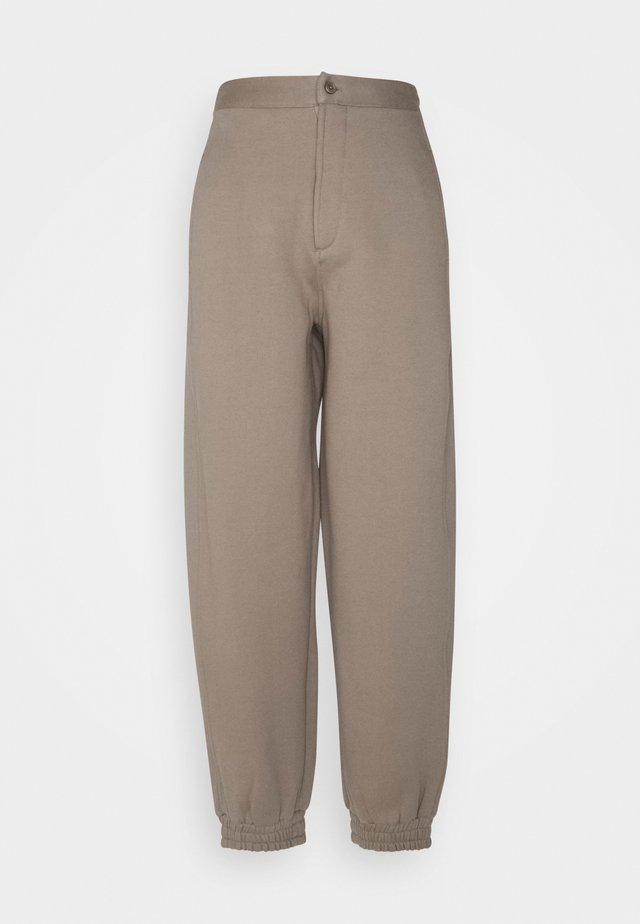 REIGN PANT - Tracksuit bottoms - putty