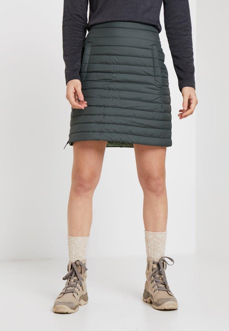 Jack Wolfskin - ICEGUARD SKIRT - Sports skirt - greenish grey