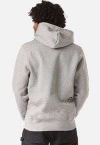 Nike SB - Hoodie - grey - 1