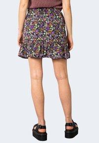 ONLY - ONLOLIVIA WVN NOOS - A-line skirt - violet - 2