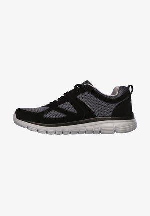 Trainers - black grey