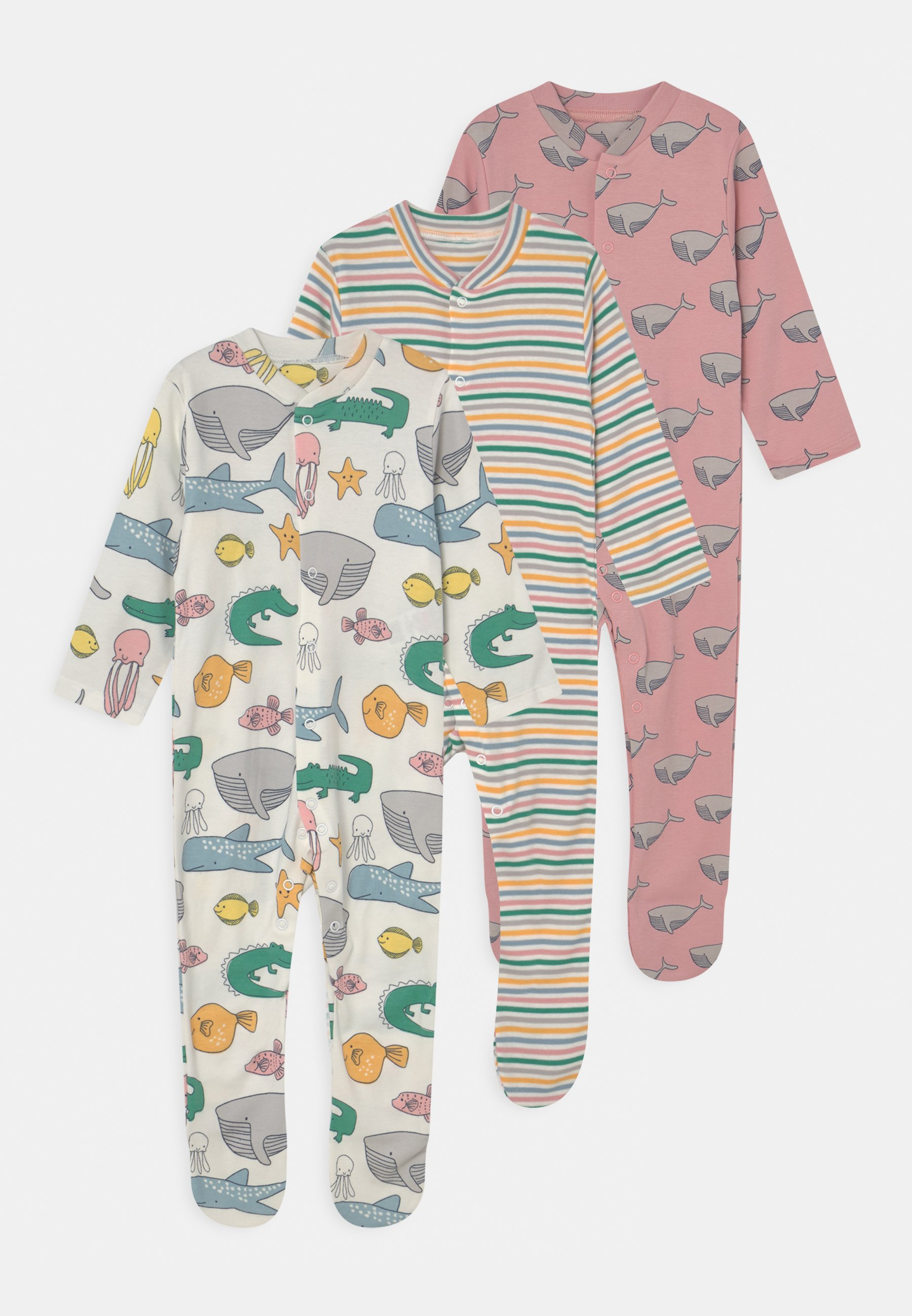 Niño BABY ANIMAL 3 PACK UNISEX - Pijama de bebé