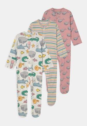 BABY ANIMAL 3 PACK UNISEX - Sleep suit - multi