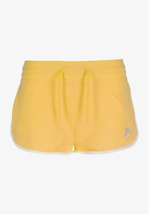 Shorts - topaz gold/white