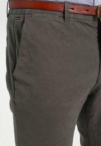 Scotch & Soda - STUART - Chino kalhoty - grey - 3