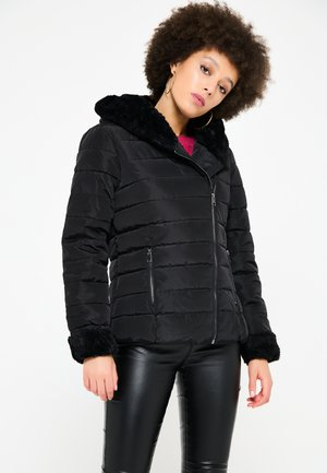 PUFFER - Down jacket - black