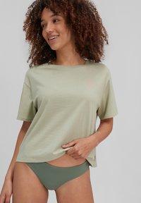 O'Neill - CALIFORNIA SURF - Print T-shirt - desert sage - 0