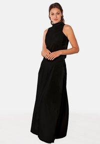 SinWeaver - FESTLICHES  - Maxi dress - schwarz - 0