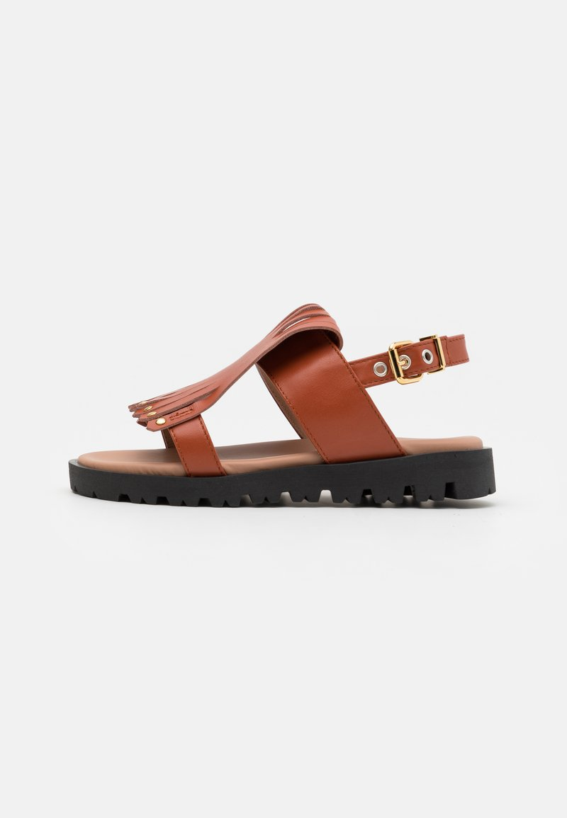 Marni - Sandals - red