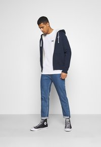 Hollister Co. - Zip-up hoodie - navy - 1