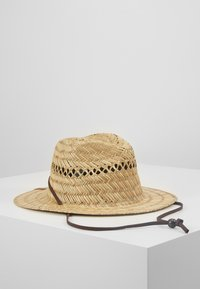 Quiksilver - JETTYSIDE HATS - Hat - natural - 0
