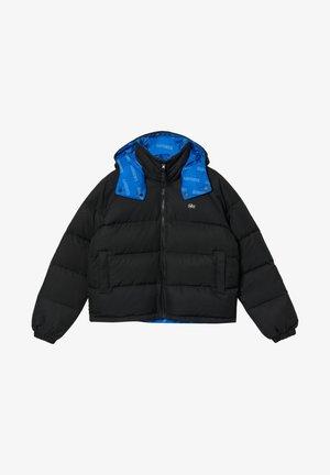 BF8148-00 - Kurtka zimowa - black/blue/white