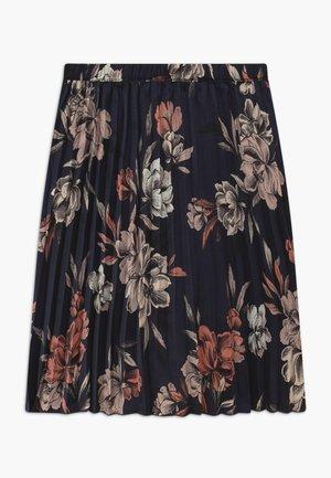 LISSABON - A-line skirt - navy