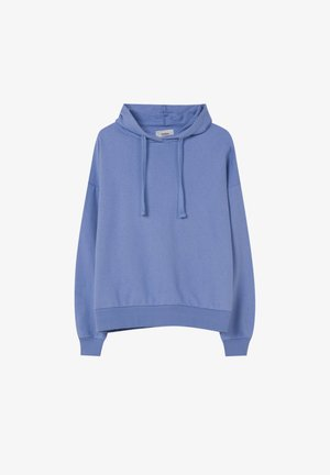 MIT KAPUZE - Sweat à capuche - blue