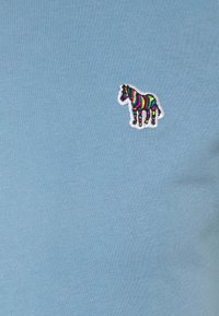 PS Paul Smith - ZEBRA - T-shirts basic - light blue - 2