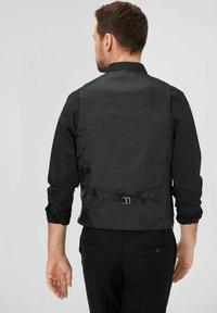 C&A - Suit waistcoat - black - 2
