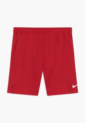 DRY SHORT - Krótkie spodenki sportowe - gym red