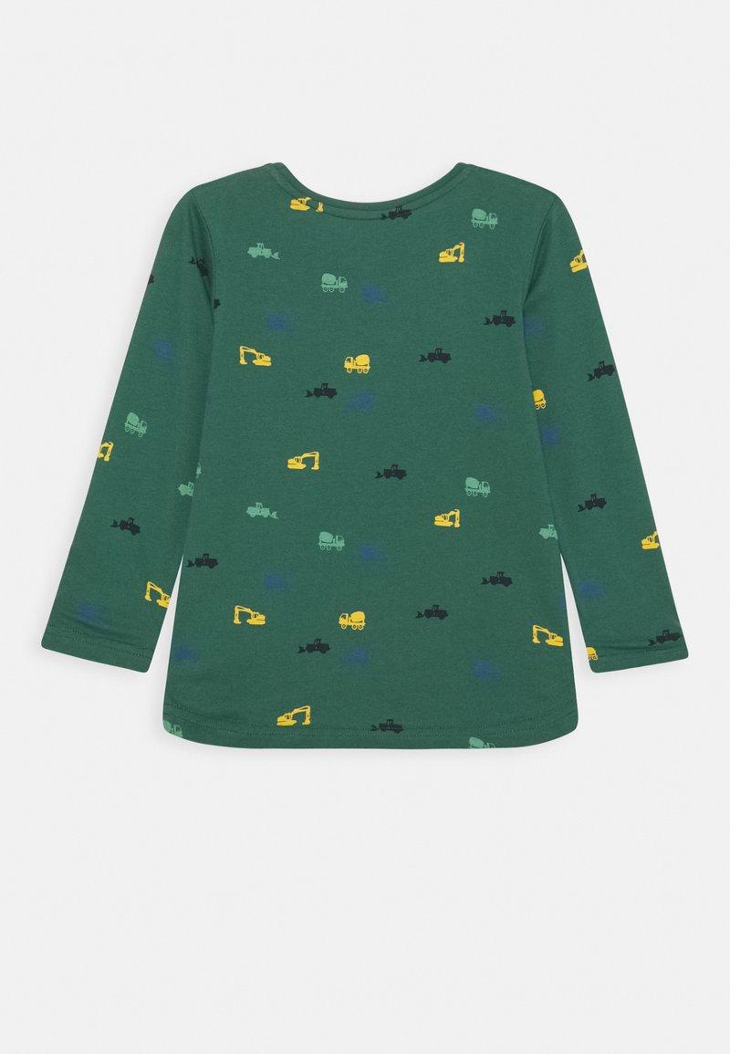 Lindex - MINI VEHICLES  - Long sleeved top - green