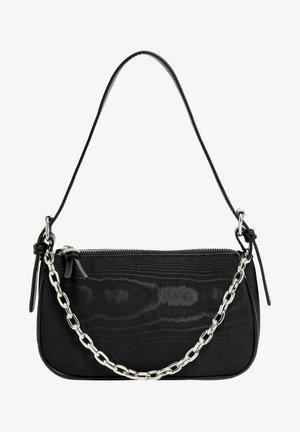 MIT STICKEREI - Tote bag - black