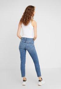 Agolde - JAMIE - Jeans Straight Leg - blithe - 2