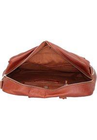 Cowboysbag - THE COLLEGE - Briefcase - cognac - 4