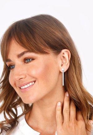 TREND BASIC - Earrings - silber