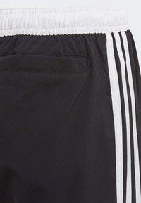 adidas Performance - Swimming shorts - black - 3