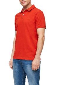 s.Oliver - Polo shirt - orange - 3